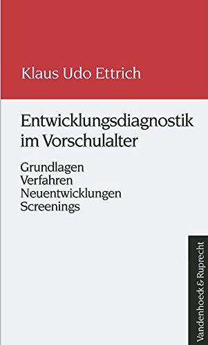 entwicklungsdiagnostik-im-vorschulalter-grundlagen-verfahren-neuentwicklungen-screenings-orbis-biblicus-et-orientalis