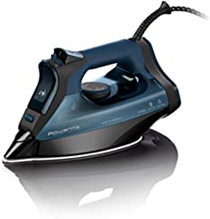 Rowenta Everlast DW7110D1 - Plancha (2700 W, recolector de cal extraíble, golpe de vapor 200 g/min, suela Microsteam Laser 400)