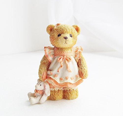 Collectible Teddy Ceramic (Cherished Teddies -