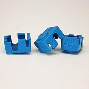 Genuine E3D V6 Socks Pro (Pack of 3) (V6-SOCK-PRO-3PACK) from E3D