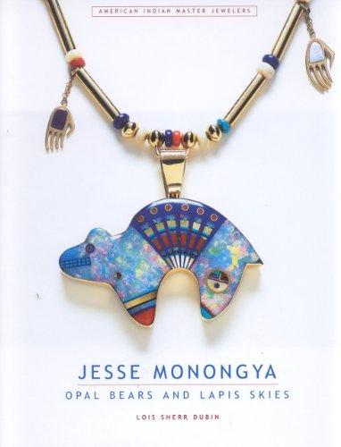 Jesse Monongya: Opal Bears and Lapis Skies (American Indian Master Jewelers)