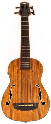 Hadean Acoustic Electric Bass Ukulele UKB-23 FH U-BASS for sale  Delivered anywhere in USA