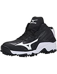 Mens 9 Spike ADV Erupt 3 Multi-Sport Mid-Cut Softball Cleat