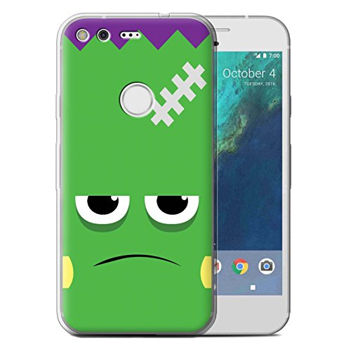 STUFF4 Gel TPU Phone Case / Cover for Google Pixel (5.0