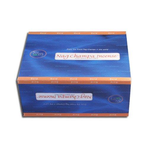 Nag Champa Gold Incense- Bulk 500 Grams Pack