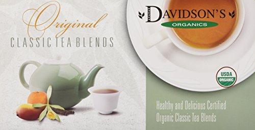(Davidson's Tea Single Serve Spiced Peach, 100-Count Tea Bags)