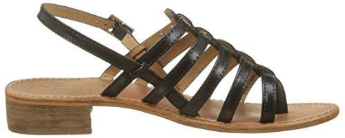 Sandals par Black Women's Noir Les Tropéziennes Herita Sling Belarbi 546 M Back Bq5F8wx