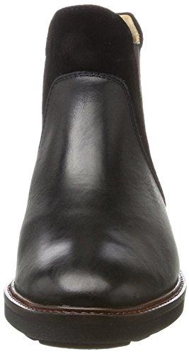 Nero Scarpe Emilia Gant G00 Donna Derby Stringate black 4q1ww5X