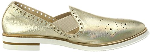 platino 202 Brouge Donna Oro Scarpe Peperosa 1 Y6ndFd