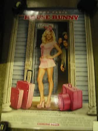 HOUSE BUNNY / ORIGINAL U.S. ONE-SHEET MOVIE POSTER (ANNA ...