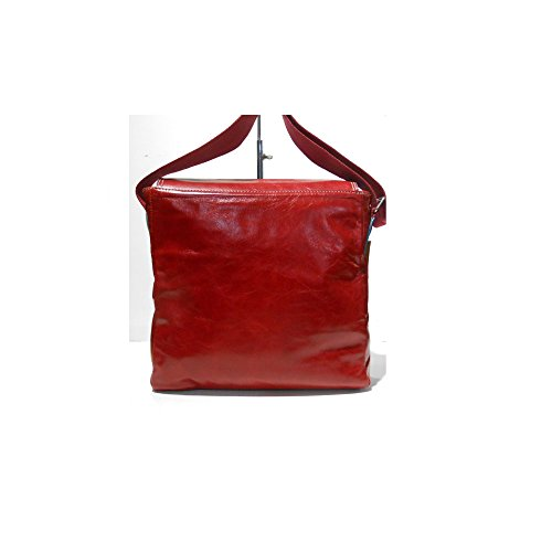 Axel, Pochette pour Homme Rouge Rosso