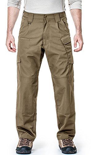 CQR Men's Tactical Pants Lightweight Assault Cargo TLP-103 / 104