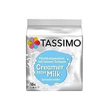 Tassimo Creamer From Milk (16 servings)