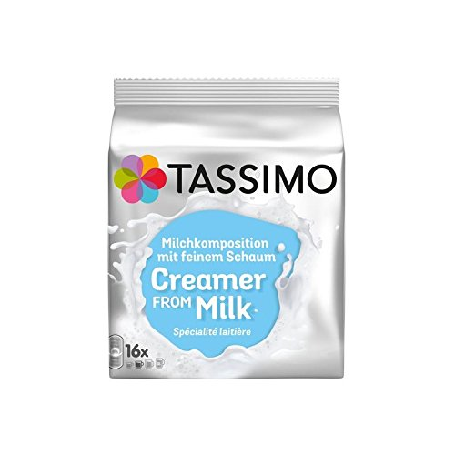 Tassimo Creamer From Milk (16 servings) (Pack of 2)