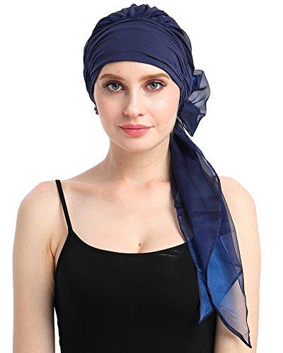 Hats Headwear - Comfy Alopecia Hat Bamboo Jersey Breast