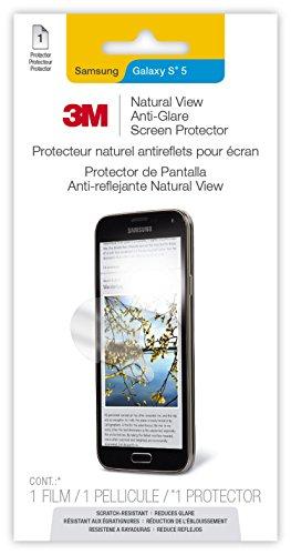 3M Natural View Fingerprint Fading Screen Protector
