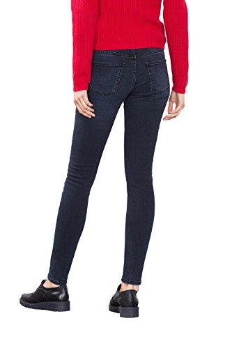 ESPRIT 106ee1b030, Jeans Mujer Azul (Blue Dark Wash)
