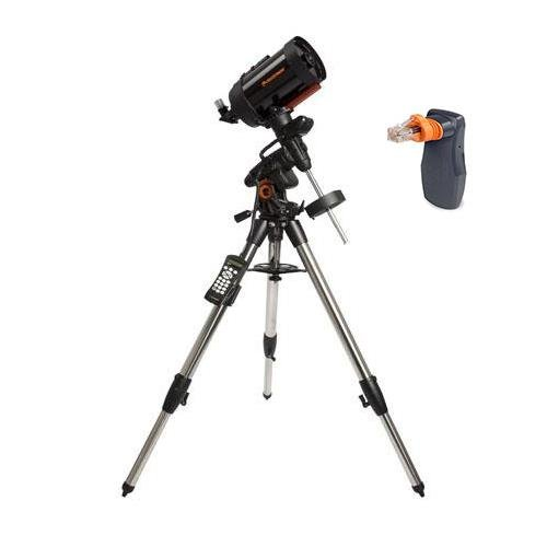 Celestron Advanced VX 6'' Schmidt-Cassegrain Telescope WiFi Kit - with Skyportal Wifi Module by Celestron