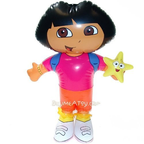 Dora the Explorer Inflatables Balloon Doll Party Decoration -