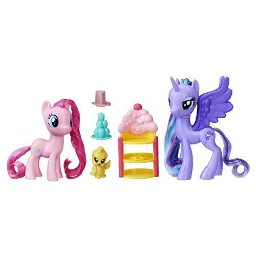 - My Little Pony C2492ES1 Princess Luna and Pinkie Pie Sweet Celebration Set