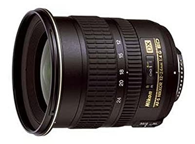 Nikon 12-24mm f/4G ED IF AF-S DX Nikkor Zoom Lens by Nikon Cameras