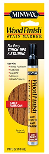 Minwax Stain Fruitwood (Minwax Wood Finish Stain Marker - Early American, Fruitwood)