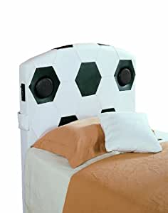 Homelegance Speaker Twin Headboard, Soccer