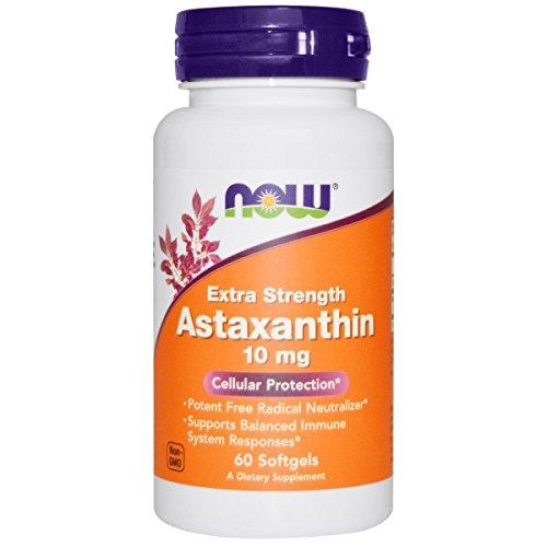 Astaxanthin Extra Strength 10 Sgels