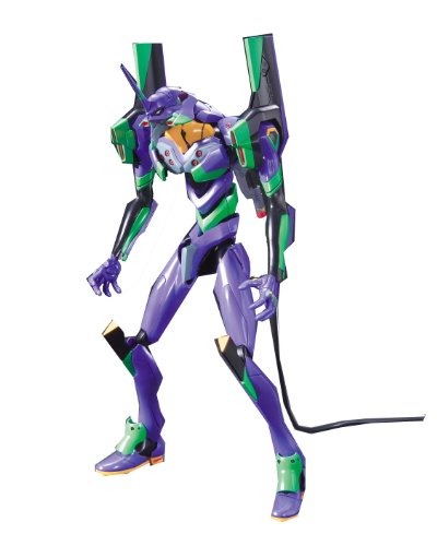 - Bandai Hobby HG #04 EVA-01 Test Type Evangelion Model Kit