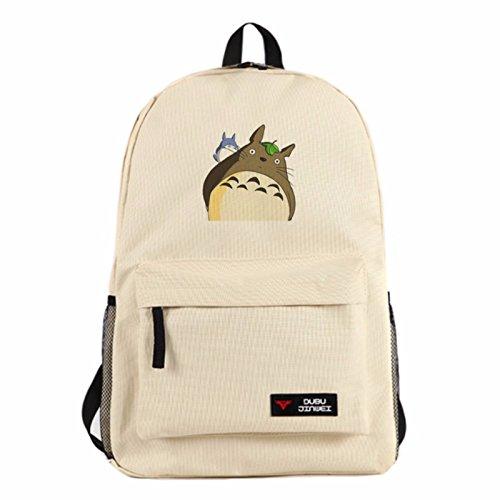 rare Schultertasche Tasche Shoulder Bag Rucksack reisetaschen Katze Braun Totoro new