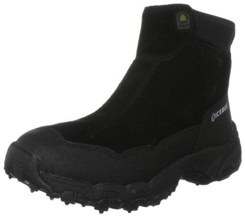 2016 Winter Fashion Women Winter Boots Shoes (Black) - 4