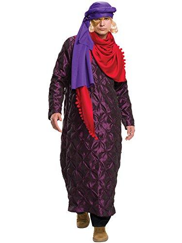Rubie's Costume Co Zoolander 2 Hansel's Gold & Purple Costume & Wig, Multi, X-Large]()