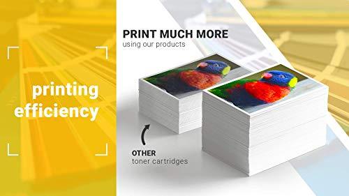 4 Cartuchos de Tinta compatibles para Brother DCP-110C 115C 117C 120C 310C 310CN 315CN 340CW Fax-1840C 1940CN 2240C MFC… 8