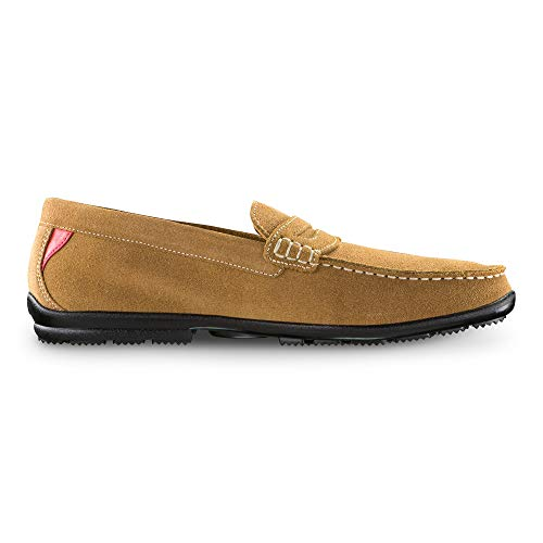FootJoy Men's Club Casuals Loafers-Previous Season Style Golf Shoes from FootJoy