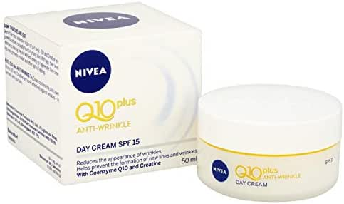 Body Lotions: Nivea Q10