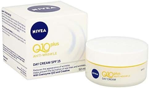 Nivea Visage Q10 Plus Creatine Anti Wrinkle Day Cream 1.7oz. / 50ml