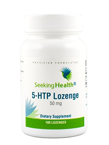 5 Hydroxytryptophan Lozenges Seeking Health Physician Formulated