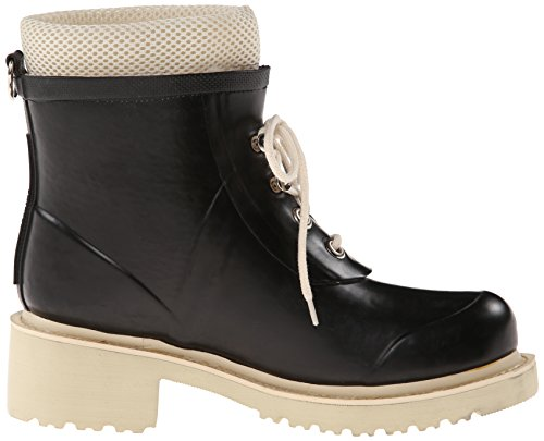 61 Boot Rain Black JACOBSEN ILSE Rub Women's qtnBw0