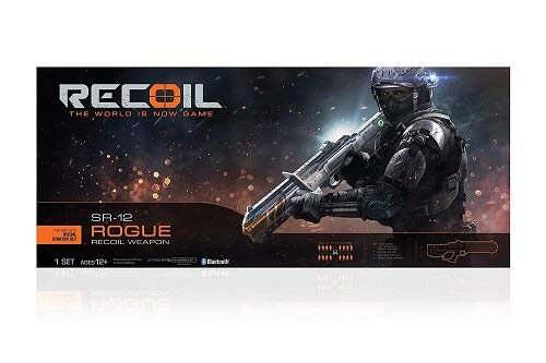 Recoil The World is Now Game, SR-12 Rogue Recoil Weapon for Use with Recoil Starter Set Ages 12+ by Generic (Image #5)