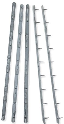 - The Sofa Source Upholstery Metal Tack Strip - 5 Pack, 13