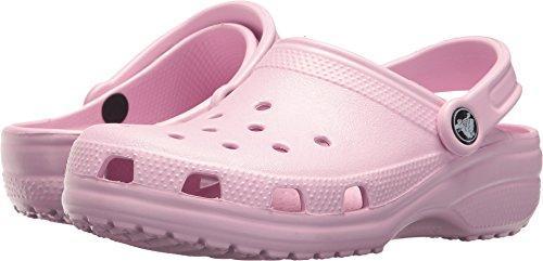 Ballerina Pink Footwear (crocs Women's Classic Mule  Ballerina Pink - 5 US Men/ 7 US Women M US)