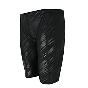 Easea Men`s Rapid Swim Splice Quick Dry Jammer Swimsuit