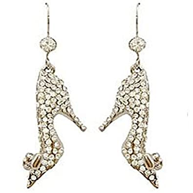 Butler and Wilson Stiletto Earrings 3Y5pUo9