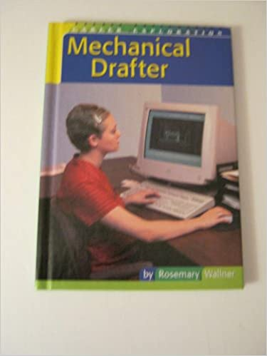 Buy Mechanical Drafter (Career Exploration) Book Online at Low ...