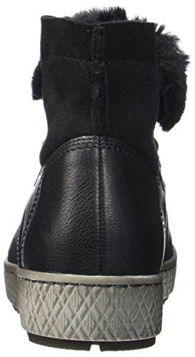 77 Shoes Jollys para Gabor Gabor Botas Negro Schwarz Mujer aSq7nx