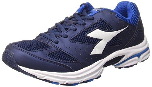 Diadora Shape 4 - Sneakers Unisex adulto Azul - Azul / wei