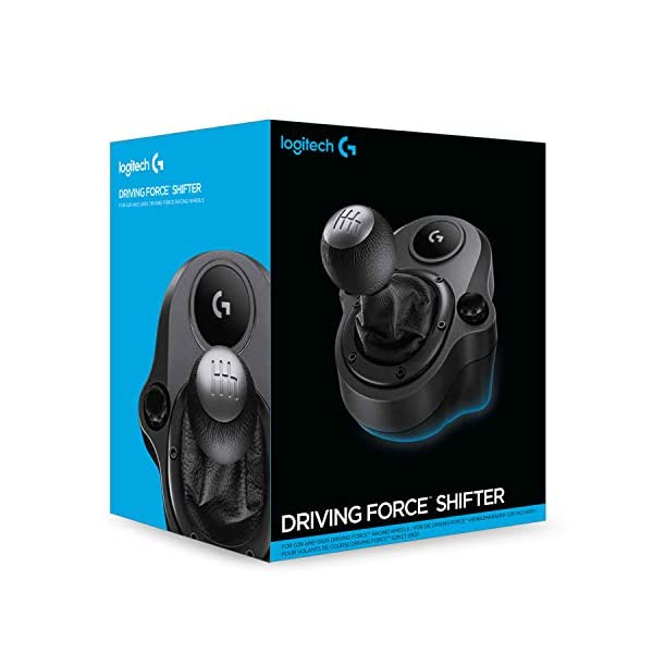 Logitech G Driving Force Shifter G Driving Force Shifter Joystick