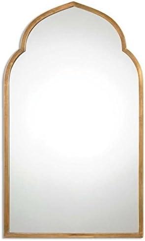 Uttermost Kenitra Gold Arch Mirror