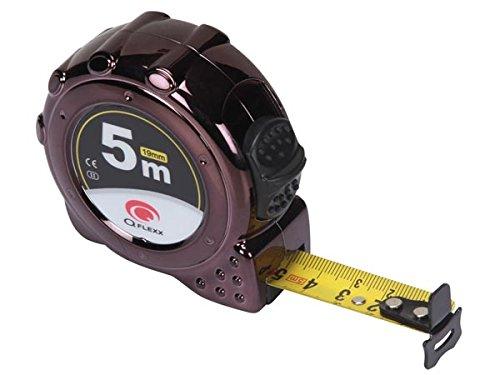 Toolland WM41500 Ma/ßband 5 m L/änge ABS Geh/äuse mit UV Schicht