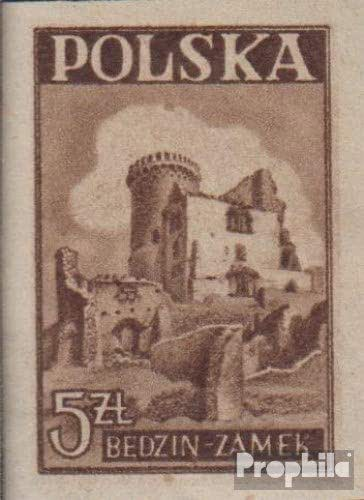 Poland 441b 1946 Monuments (Stamps for Collectors)